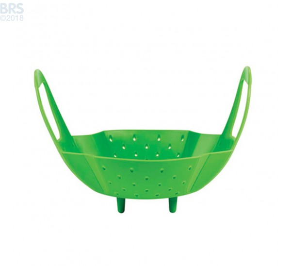 Coral Dip Silicone Strainer