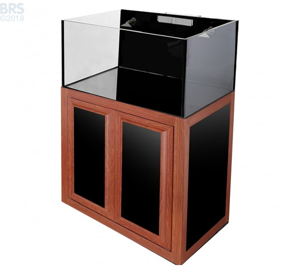Nuvo EXT 75 Aquarium with Wood APS Stand - Innovative Marine