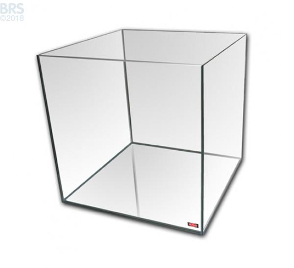 25 Gallon Rimless Cube Tank - Standard Glass - Mr. Aqua
