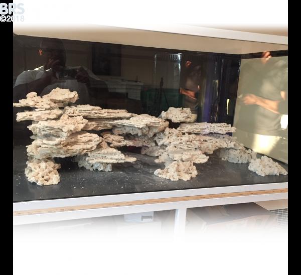 Large Foundation Reef Saver Dry Live Rock - Marco Rocks