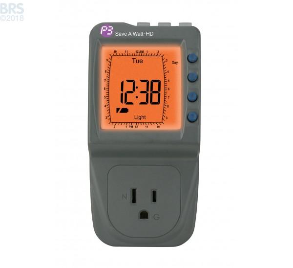 Save a Watt P4472 Digital Timer
