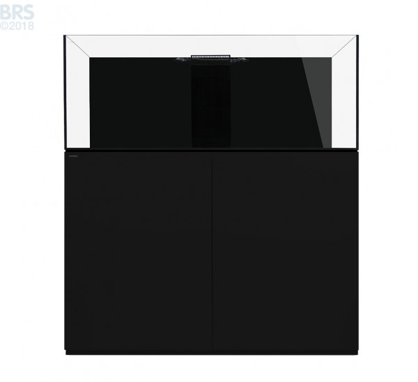 130.4 Platinum Reef System with Black Cabinet (96 Gallon) - Waterbox