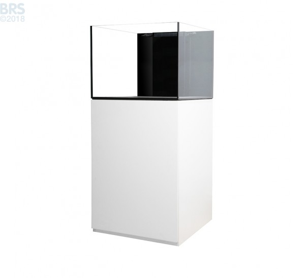 70.2 Platinum Reef System with White Cabinet (47 Gallon) - Waterbox