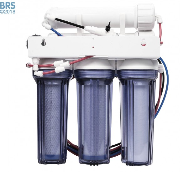 5 Stage 150GPD Plus Water Saver RO/DI System - Bulk Reef Supply