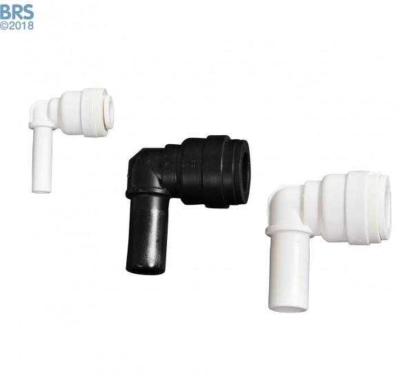 Mur-lok RO Elbow - Stem x Push Connect - Three