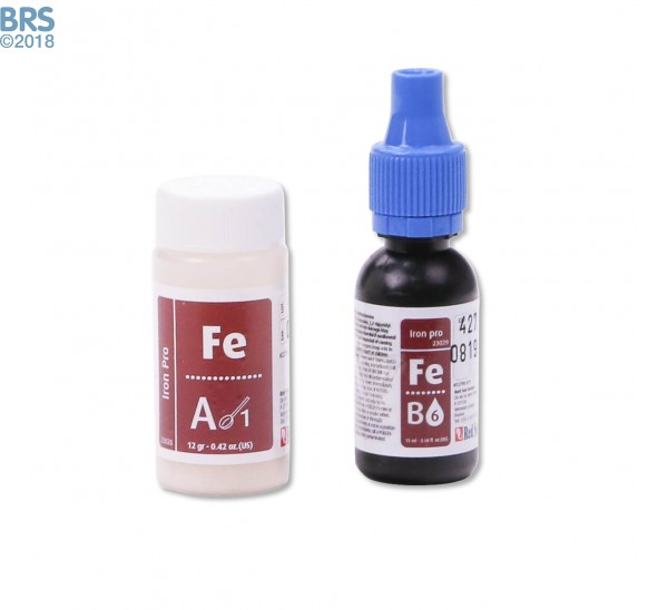 Red Sea Iron Pro Reagent Refill Kit