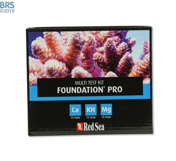 Red Sea Reef Foundation Pro Multi Test Kit (Ca, Alk, Mg)