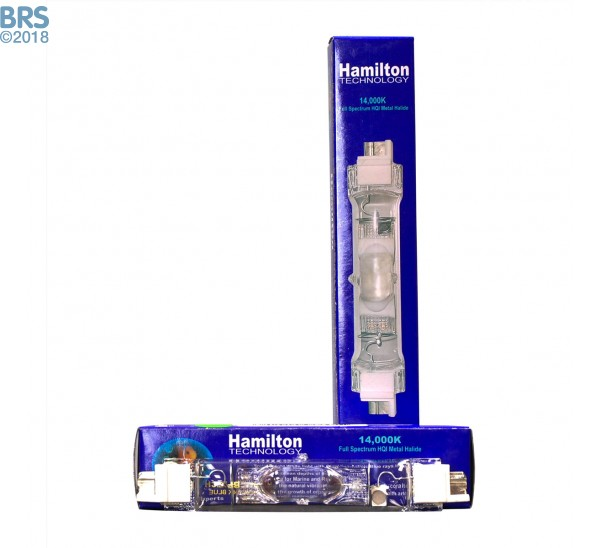Hamilton Metal Halide 14K Double End Bulb