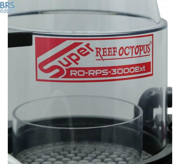 """Super Reef Octopus SRO-3000EXT 8"""" External Protein Skimmer"""
