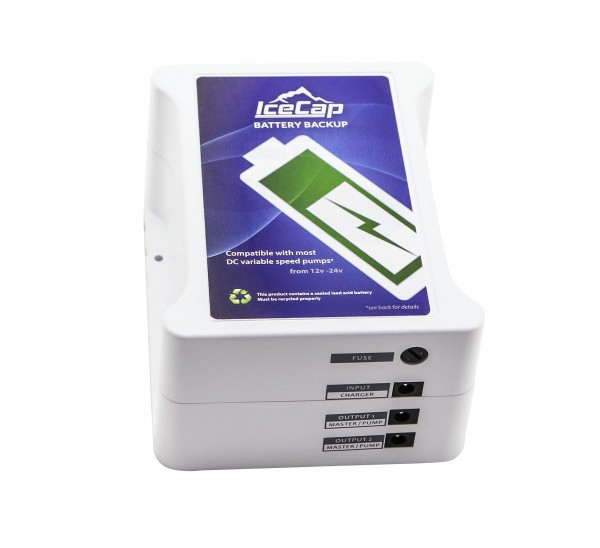 Battery Backup - IceCap