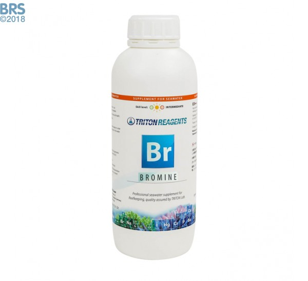 Trace Base Bromine 1000mL - Triton