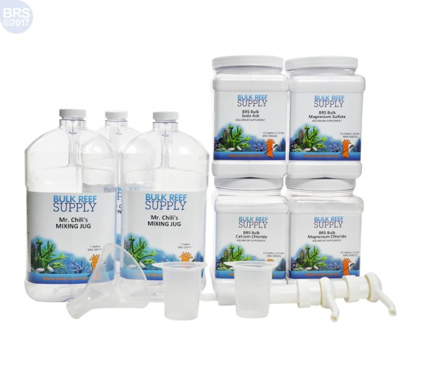 BRS 2 Part Calcium & Alkalinity Starter Package - Bulk (Small)