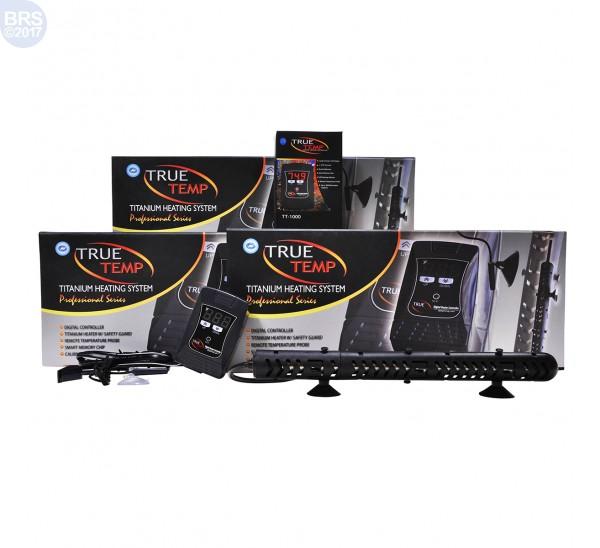 Titanium Heater with JBJ True Temp Digital Controller
