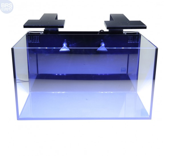 20 Fusion Tank with SKKYE LED and White Stand - Innovative Marine