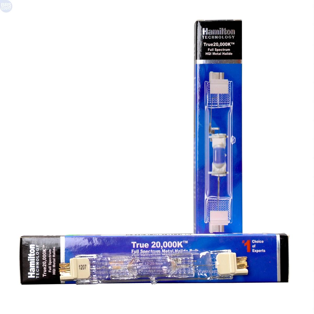 hamilton metal halide 20k double end bulb - Metal Halide