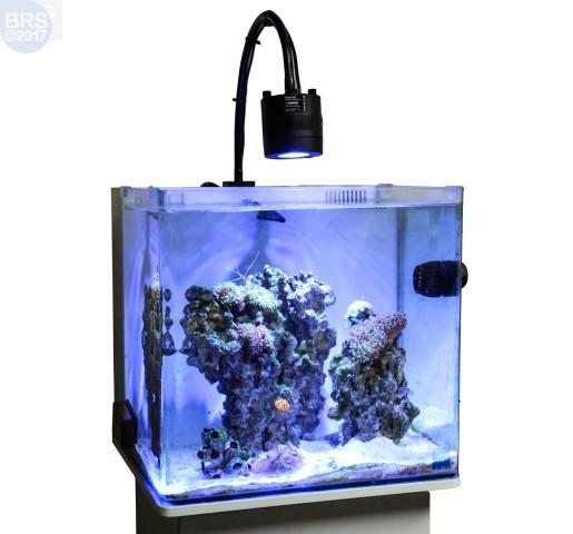 Kessil a360w e tuna blue led aquarium light wide angle for Aquarium angle