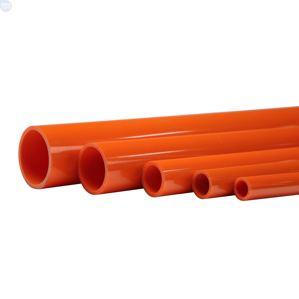 orange furniture grade schedule 40 pipe 5 ft