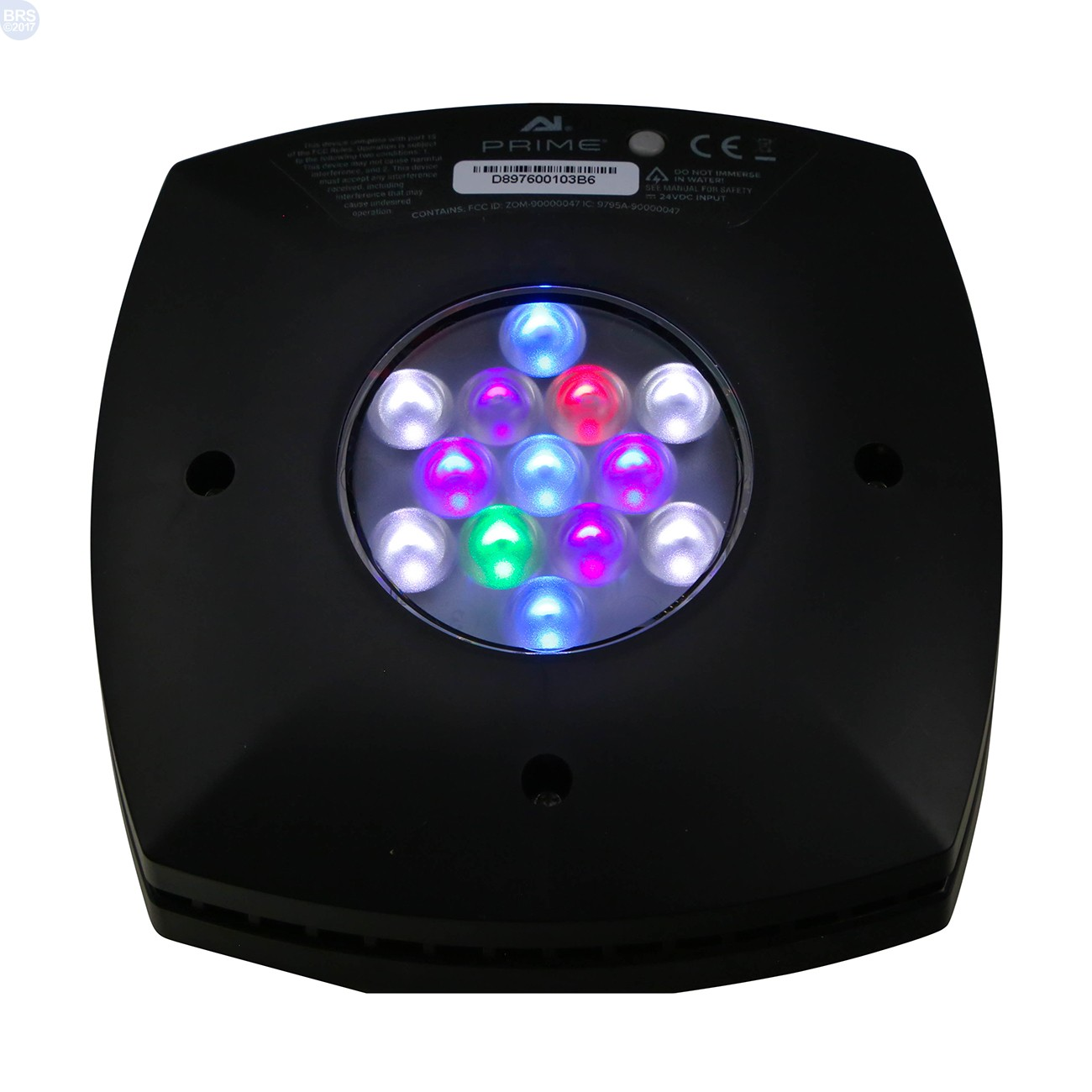 prime hd led module  black  aqua illumination