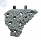 Grey Nano Corner Shelf Magnetic Frag Rack - Reef Rax