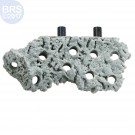 Grey Nano Shelf Magnetic Frag Rack - Reef Rax
