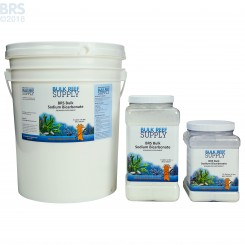 Bulk Sodium Bicarbonate Aquarium Supplement (DISCONTINUED)