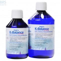 Korallen-Zucht Pohl's K-Balance Potassium Strong - 2 Sizes Available