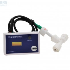 Single Inline TDS meter SM-1 - HM Digital