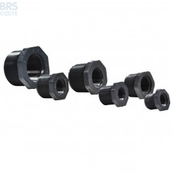 Schedule 80 Reducing Bushing Thread x Thread