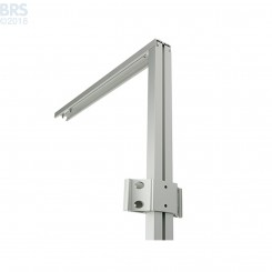 "48"" Silver AI EXT Tank Mount - Aqua Illumination (DISCONTINUED)"