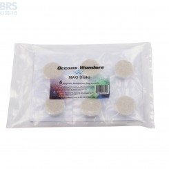 6 Pack Mag Disks