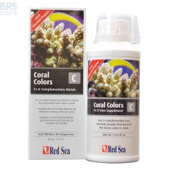 Coral Colors C (Iron/Trace) - 500 mL