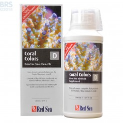 Coral Colors D (Trace) - 500 mL
