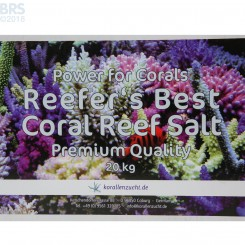 Reefer's Best Premium Coral Reef Salt (20kg)