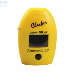 Ammonia Low Range Colorimeter HI700 Hanna Checker - Fresh Water