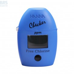 Free Chlorine Colorimeter HI701 Hanna Checker - Fresh Water