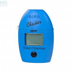 Total Chlorine Colorimeter HI711 Hanna Checker - Fresh Water