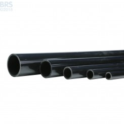 Black Schedule 40 Pipe (46 Inch)
