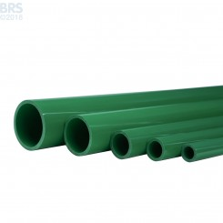 Green Schedule 40 Pipe (46 Inch)