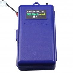 Silent Air Pump with Battery-Powered Back Up SAB11
