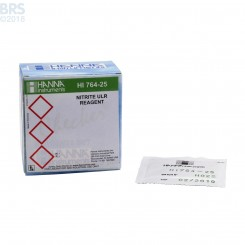 HI764-25 Nitrite ULR Reagents for HI764 Checker - Marine Water