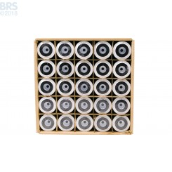 Case (25) of BRS Chlorine & VOC Carbon Block Filters - 5 Micron