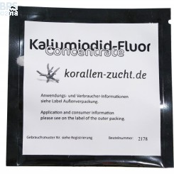 Potassium Iodide Fluoride Automatic Elements