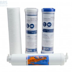 5 Stage RO Drinking Replacement Filter Kit