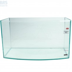 7.5 Gallon Rimless Bow Front Aquarium