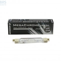 MegaChrome Crystal 17500K - Double Ended Bulb - Giesemann