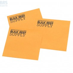 Neon Orange Post-It Notes - BRS