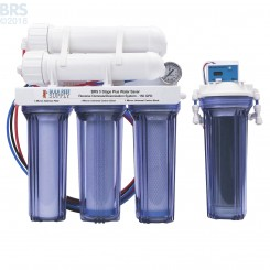 5 Stage 150GPD Plus Water Saver RO/DI System