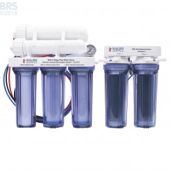 6 Stage 150GPD Plus Water Saver RO/DI System