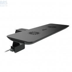 C-Ray 200 LED Light (Black) With Free Mounting Arm Kit