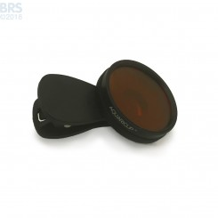 Orange HD Smart Phone Lens Filter